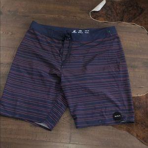 RVCA Board Shorts 🌊